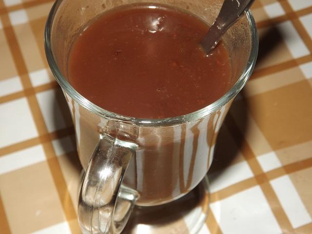 Рецепт шоколада жидкого из какао