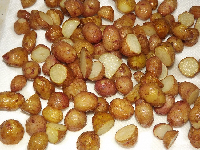 рецепт молодой картошки гороха