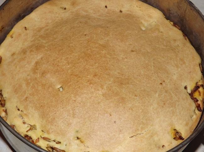 Пирог из капусты без дрожжей в духовке рецепт