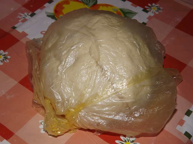 Правильное тесто на плачинты