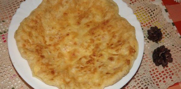 Плацинда молдавская, пошаговый рецепт
