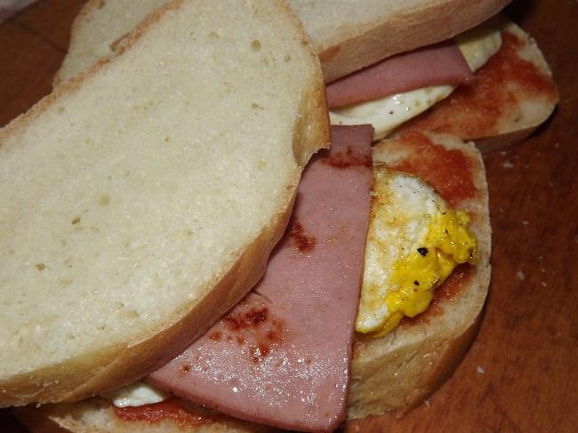 Недорогой завтрак за 5 минут