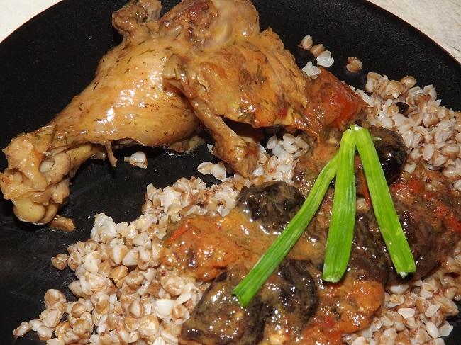 Курица в кисло-сладком соусе