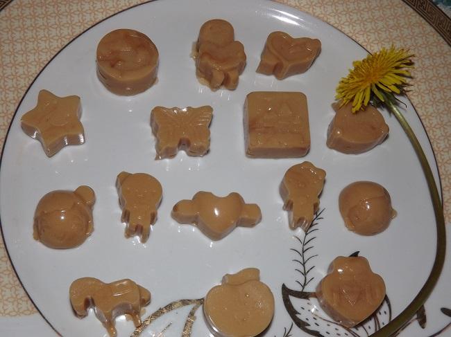 домашние ириски рецепт с фото