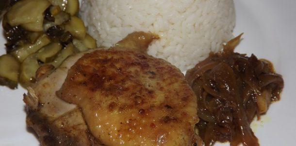 Шаурма с курицей - рецепт