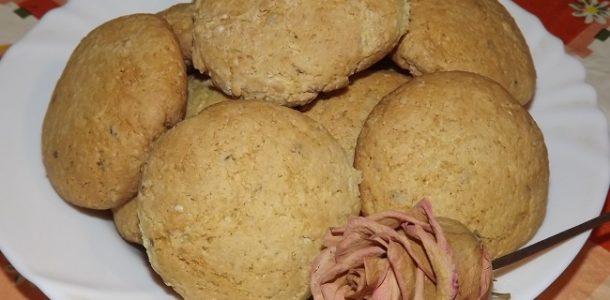 Вкусное печенье на сметане, быстро и просто, рецепт с фото