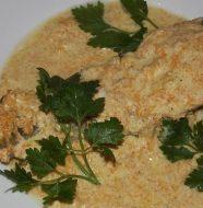 Рыба в сливочном соусе в духовке, рецепт с фото