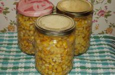 Консервирование кукурузы в домашних условиях на зиму