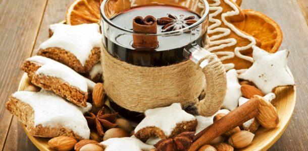 Как приготовить глинтвейн из красного вина в домашних условиях