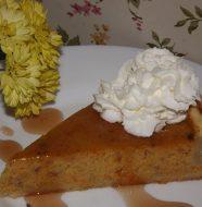 Американский тыквенный пирог, классический рецепт
