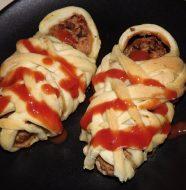 Мясное блюдо на детский праздник, рецепт с фото