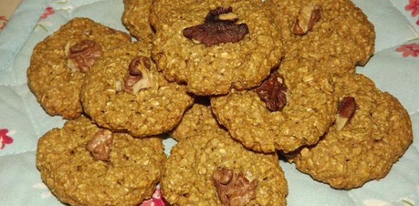 Детское овсяное печенье, рецепт