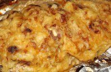 Свинина запеченная в духовке в фольге, рецепт с фото пошагово