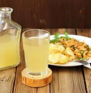 Рецепт домашнего яблочного сидра, или крепкий квас