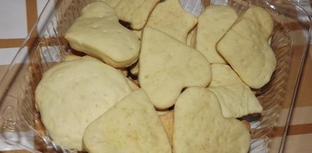 Рецепт галетного диетического печенья