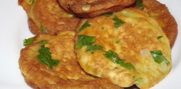 Рецепт кабачков в сметанном кляре