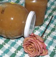 Повидло из яблок на зиму, рецепт с фото простой