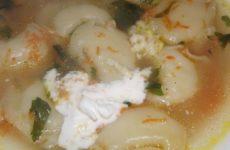 Как сварить суп с пельменями