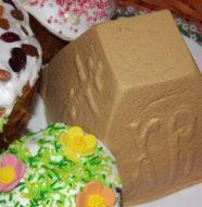 Пасха творожная, рецепт с фото пошагово, сырая
