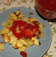 Кетчуп с крахмалом в домашних условиях на зиму, рецепт с фото