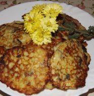 Драники с грибами, рецепт с пошаговыми фото