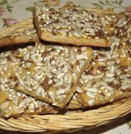 Рецепт галетного печенья в домашних условиях